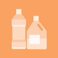 Chemical in Bottles Icon