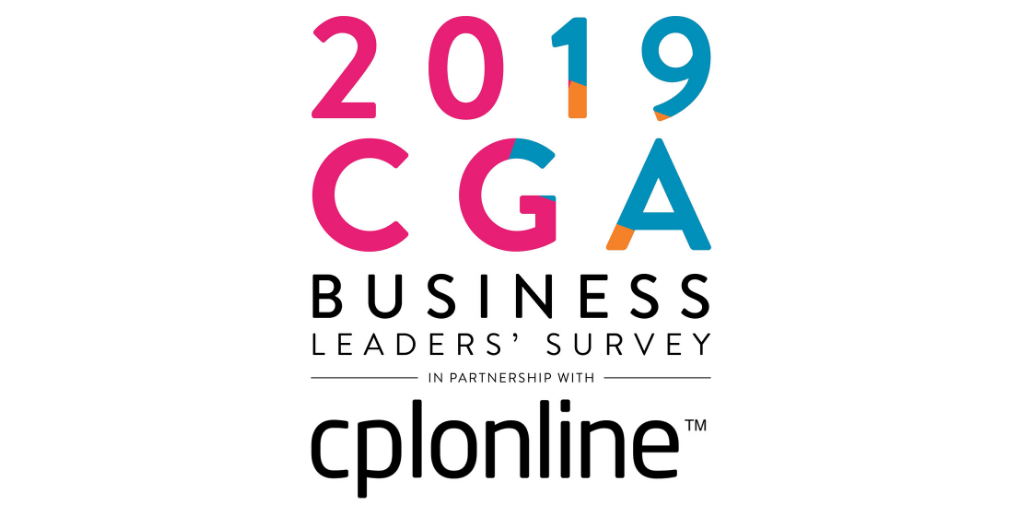 CGA Business Leaders Survey Logo
