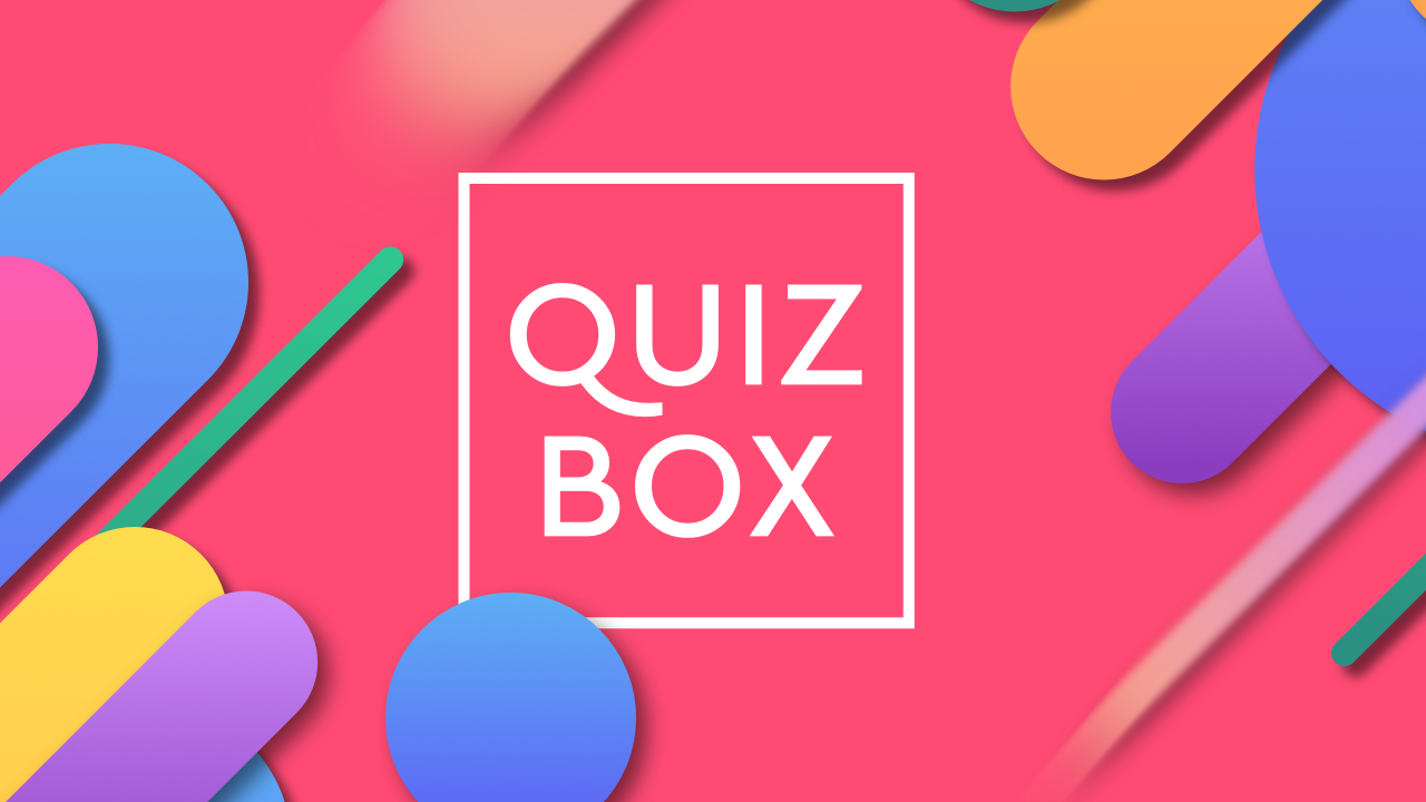 Quiz Box App Logo