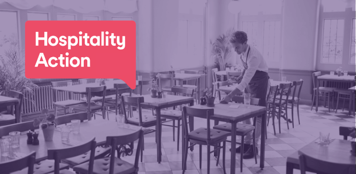 Supporting Hospitality – Hospitality Action and Invisible Chips